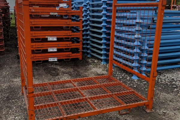 Used Tire Racks
